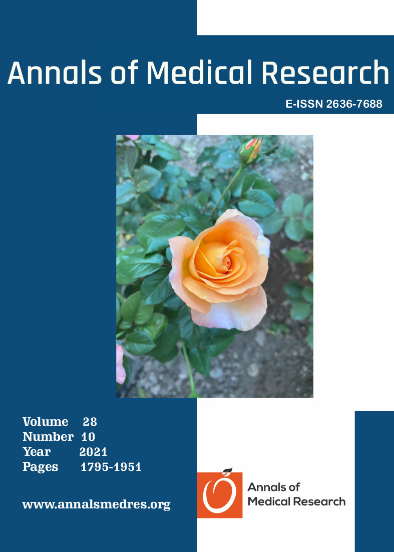 View Vol. 28 No. 10 (2021): October